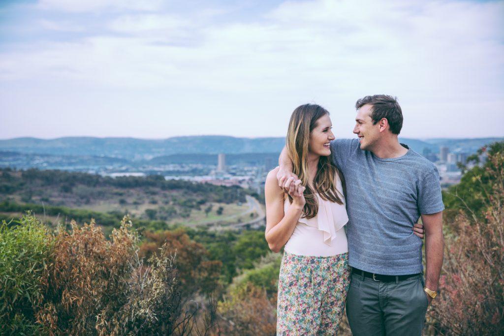 Pretoria Engangement Couple