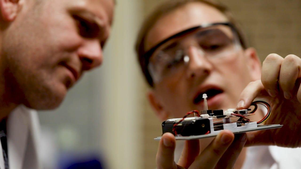 CO2 Sensor development